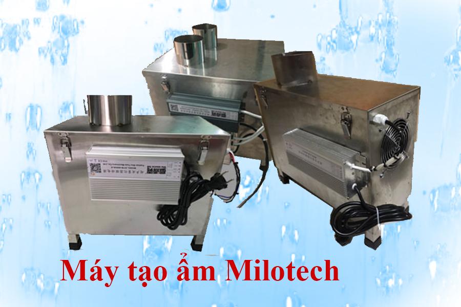 Máy tạo ẩm công nghiệp Milotech