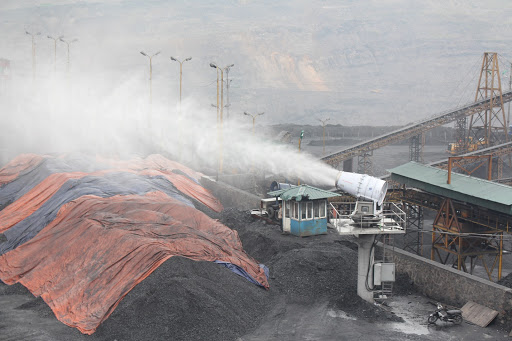 Tác dụng của máy phun sương tạo ẩm công nghiệp