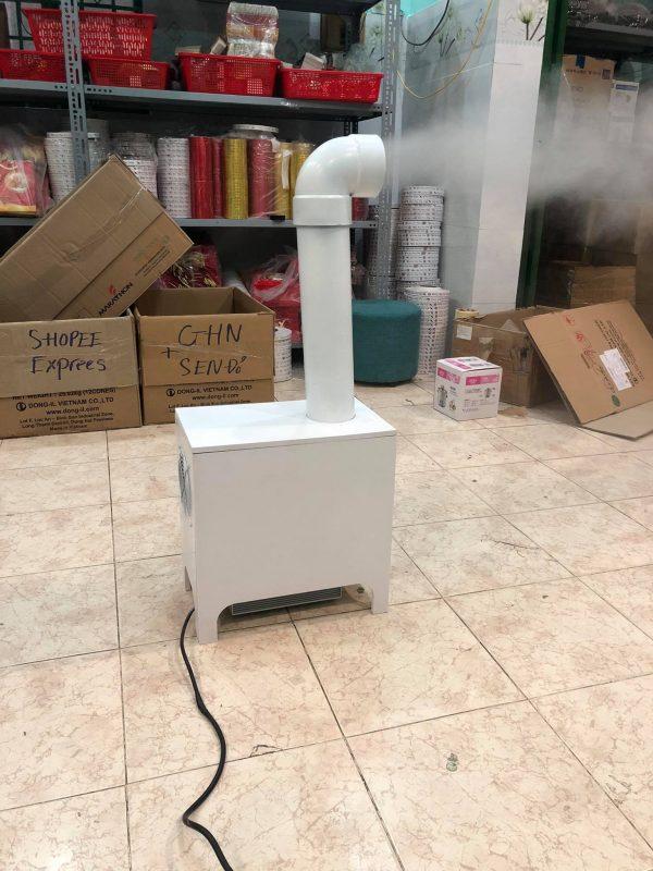 máy phu sương nhà xưởng