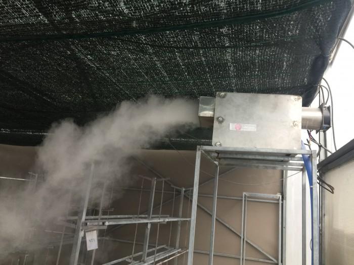 hướng dẫn sử dụng máy phun sương