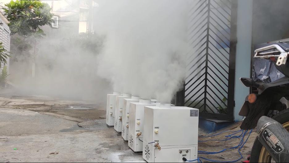 kinh nghiệm chọn máy tạo ẩm