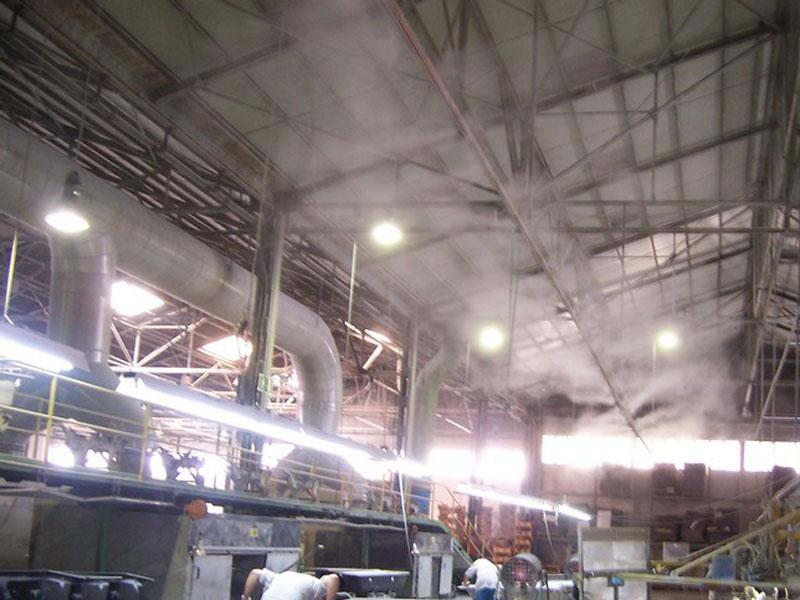 phun sương công nghiệp