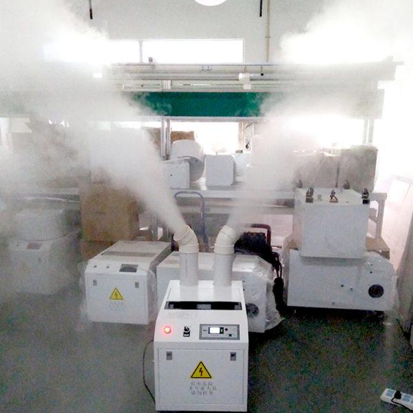 máy phun sương tạo ẩm cho nhà yến