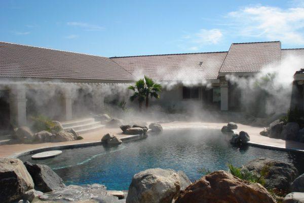 dòng máy phu sương công nghiệp tạo ẩm công suất lớn