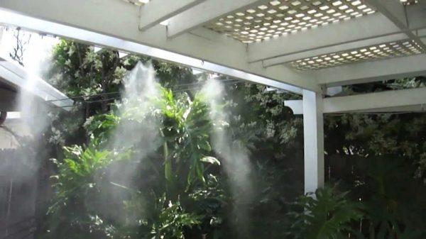 máy nén phun sương áp cao