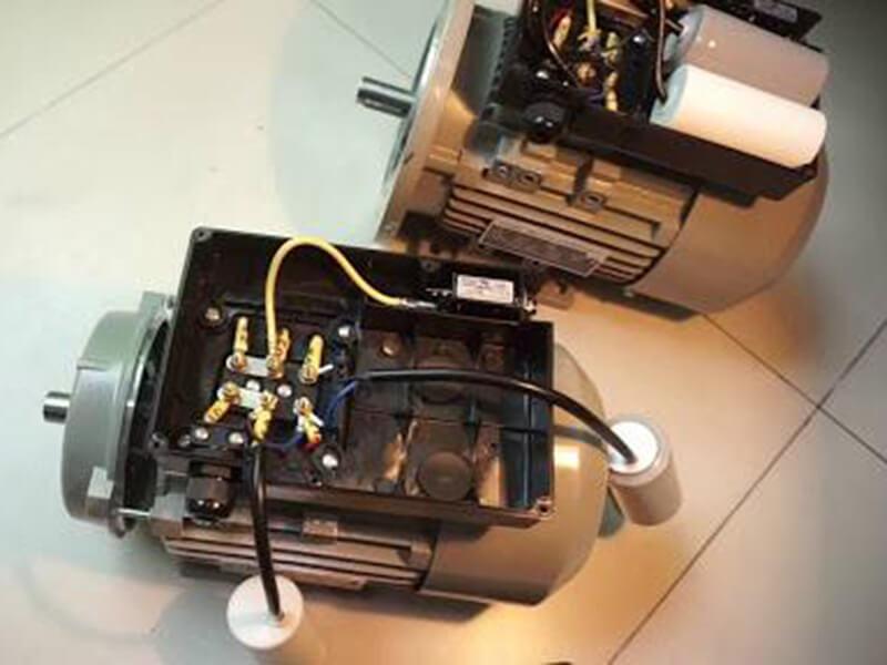 cách đấu tụ điện motor 1 pha