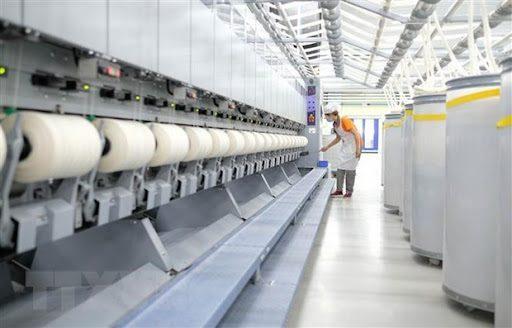 máy phun sương trong ngành dệt có ý nghĩa gì