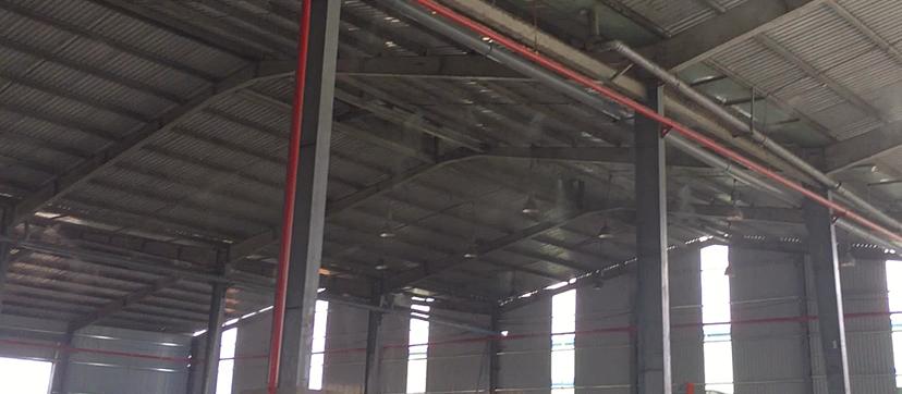 phuong pháp làm mát mái tôn xưởng